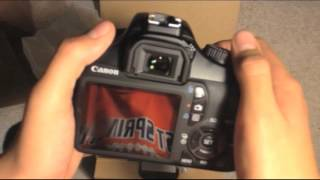 Canon EOS T3/1100D UNboxing, Review, and Video-Test(, 2014-01-06T01:32:36.000Z)