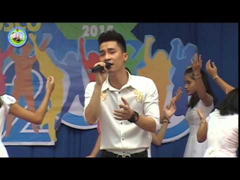Đại hội Giới trẻ Giáo phận Thái Bình 2015 - Phần giao lưu văn nghệ