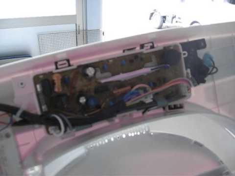 東芝洗濯機AW42SM修理2