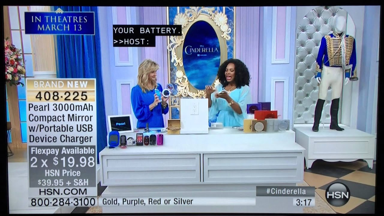 Pearl on home shopping network hsn youtube Shopping for home
