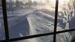 Snowstorm Paulding County Ohio Jan. 5-7, 2014