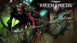 18 Warhammer 40000 Mechanicus СТРИМ 5 PC 2018