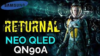 RETURNAL PS5 | SAMSUNG QN90A N…