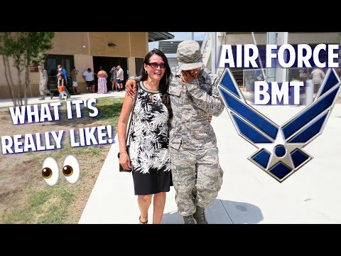 Air Force Basic Training | What To Expect