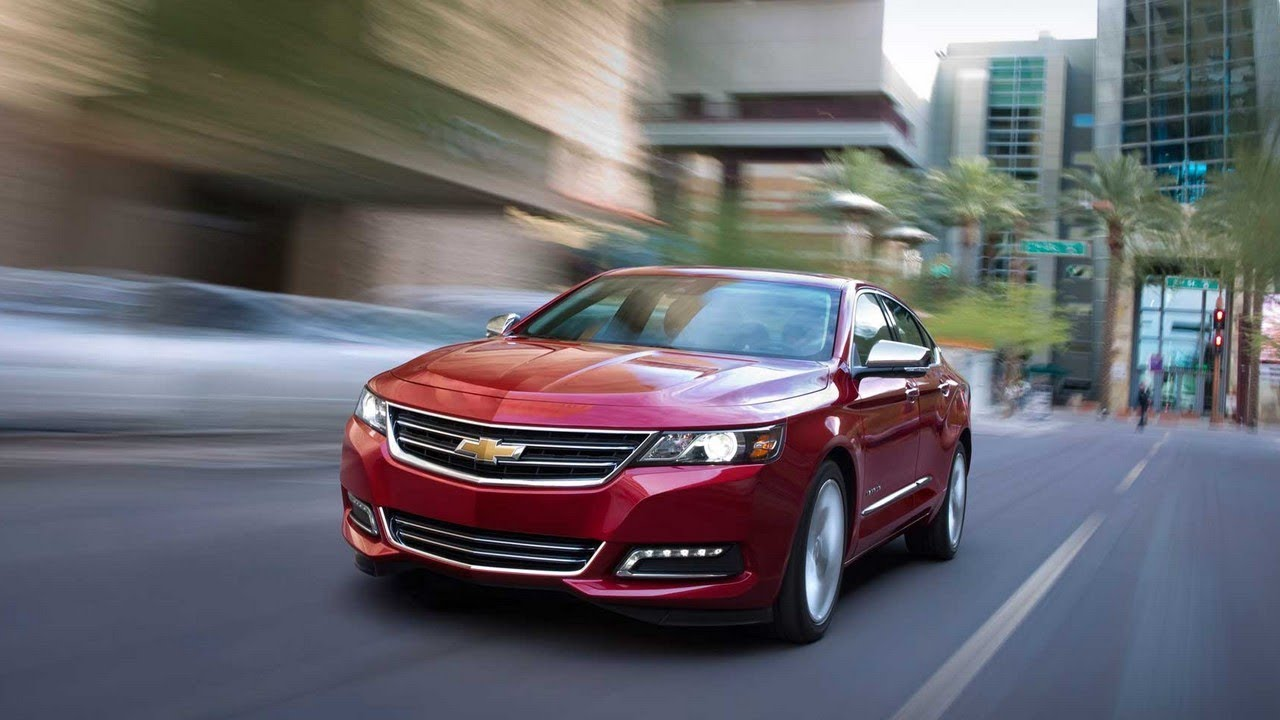 Chevrolet Impala Ss 2017 Limited Ltz Interior And Feature Specs Full Review Autohighlights