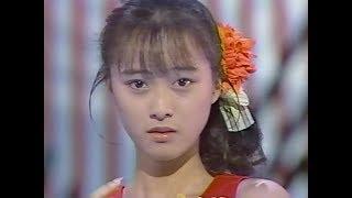 Amaryllis(Fanvid) / Minayo Watanabe 1987 ☆Mina 374☆ 5th single Singles Chart 1 Sales 113530 Onyanko club No.29 Just before singing ...