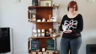Pure Wix- The Eco Friendly Wood Wick Vegan Candle Company