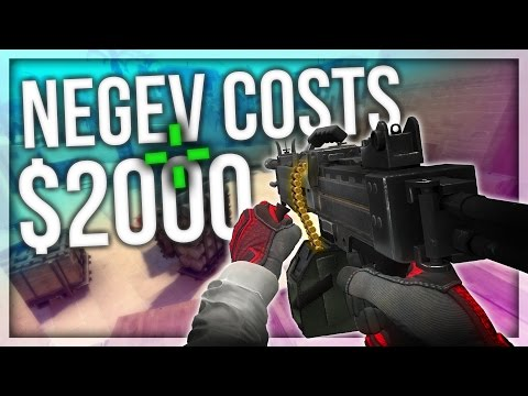 NEGEV NOW COSTS $2000 IN MATCHMAKING