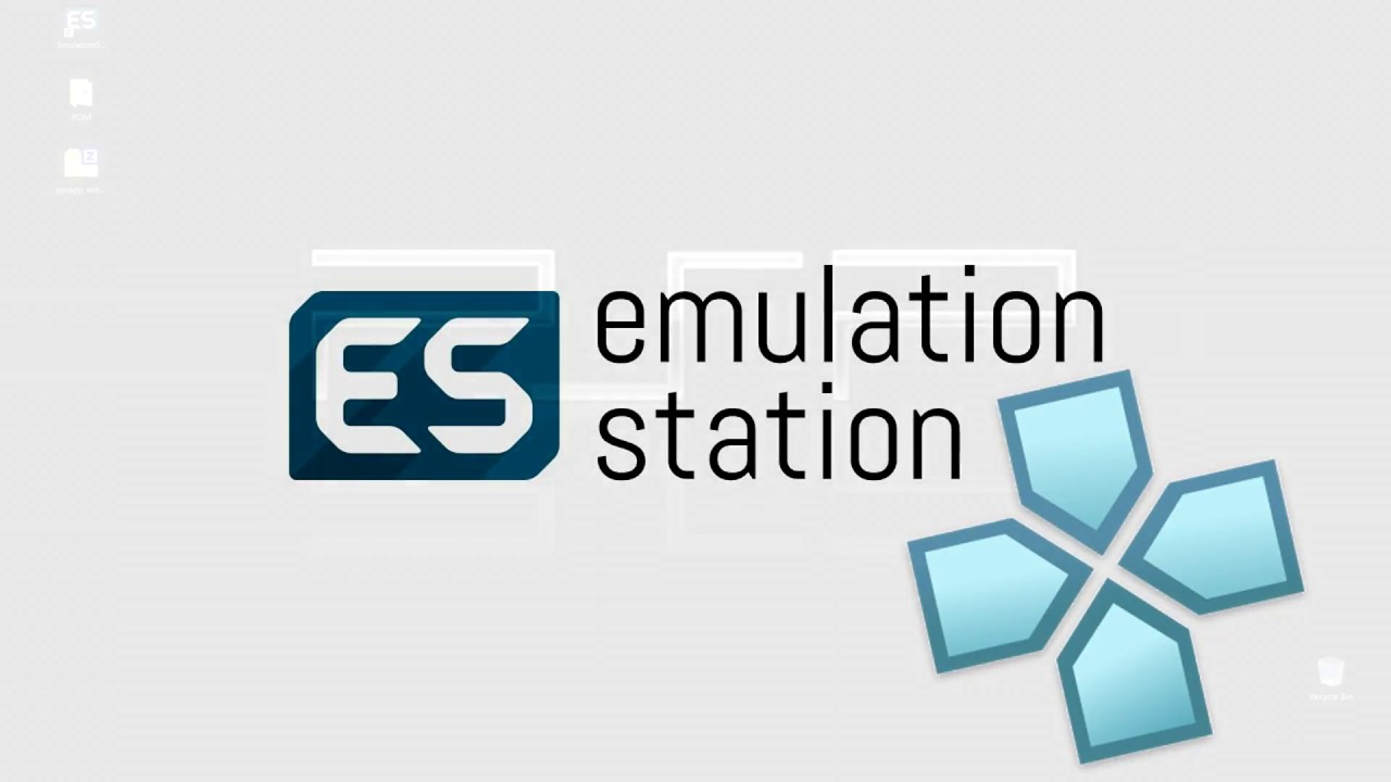 Setup Psp On Emulation Station