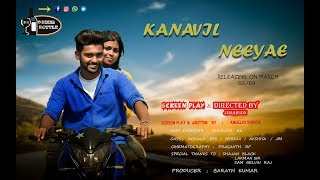 Kanavil neeyae -Ronaldo &Feyona | Tamil love album song | Beer Bottle | Heart breaking sad song |