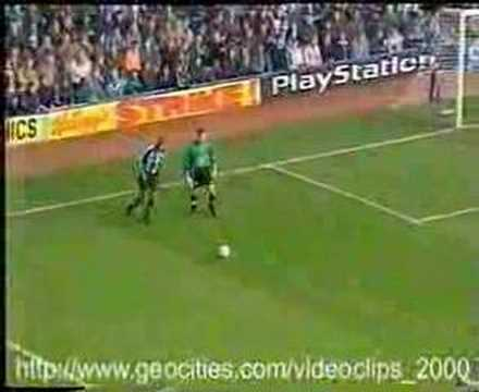 shay given makes a big mistake
