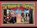 Franklin Haynes Marionettes The Princess and the Pirates-AF