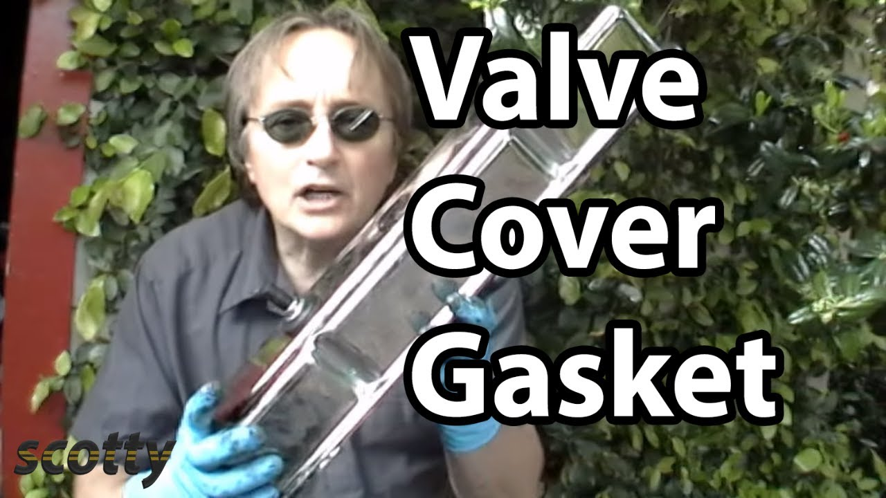 medium resolution of how to replace a valve cover gasket