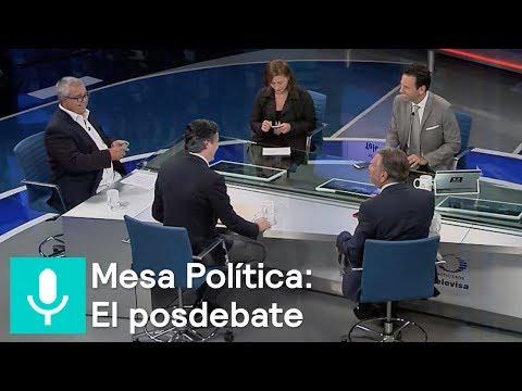 Mesa Política: Los coordinadores de campaña hablan del segundo debate