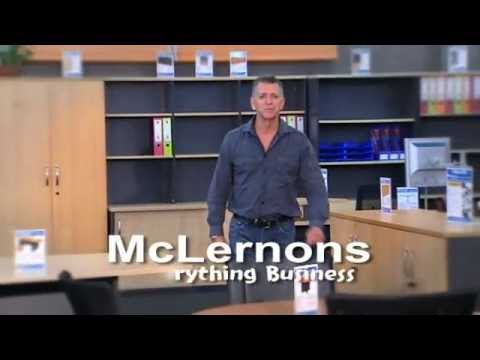 McLernons Office Furniture Perth: TV Ad August 2012
