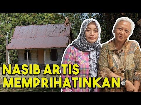 Artis Indonesia dulunya SUKSES sekarang MISKIN memprihatinkan