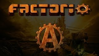 Factorio Mass Multiplayer Session 1 - 159 Players
