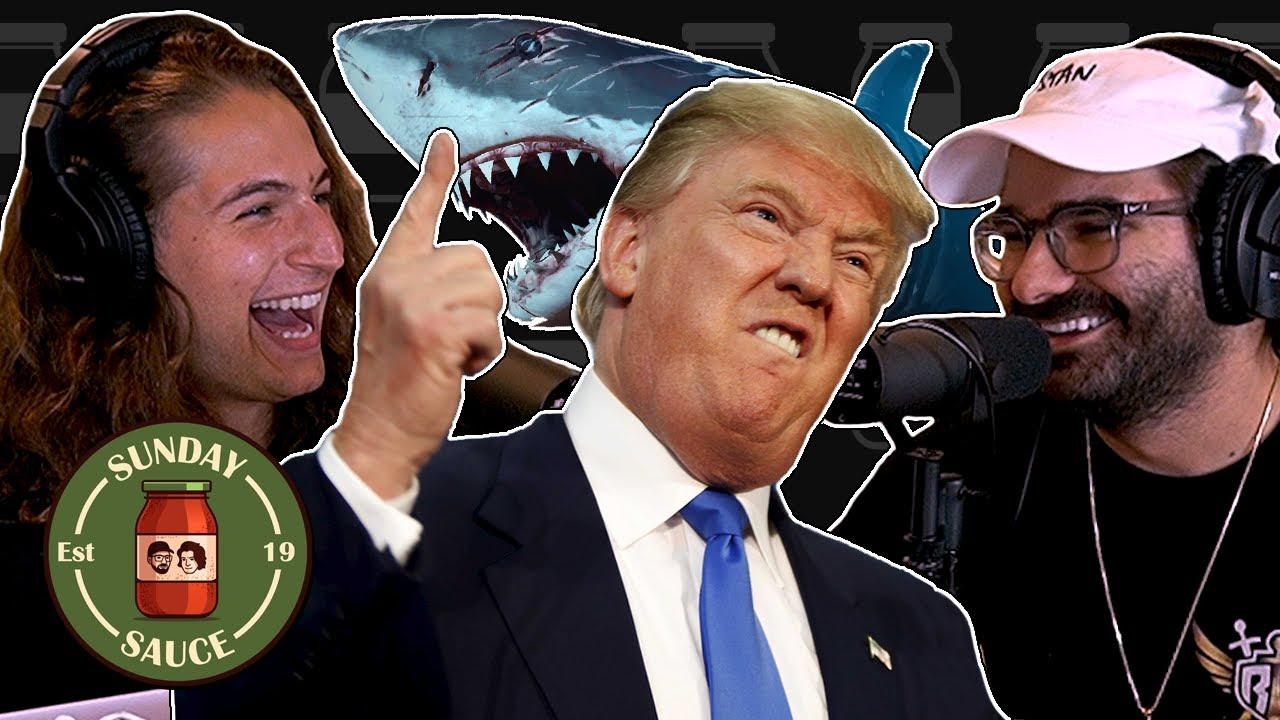 Trump Wants To Ban TikTok, Dan Bilzerian's Problem, and Addison Rae | Sunday Sauce Episode 39