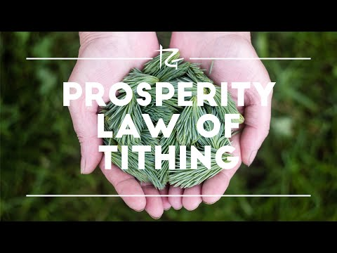 The Prosperity Law of Tithing with Randy Gage