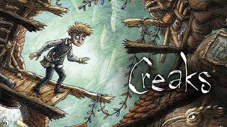 Jogo Esquisito e Curioso - Mobile, PC e Consoles | Creaks - O Início de Gameplay, em Português PT-BR