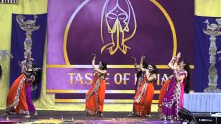 Silsila ye chaahat ka Dance: Taste of India 2012