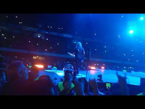 Metallica 1 2 2018 Lisboa  - One
