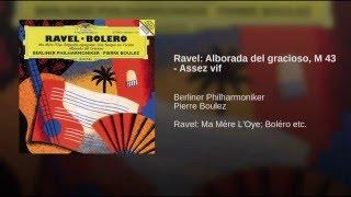Ravel: Alborada del gracioso, M.43 - Assez vif