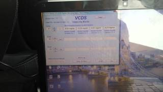 2007 Skoda Octavia VRS PD TDI vagcom vcds injector deviation  by