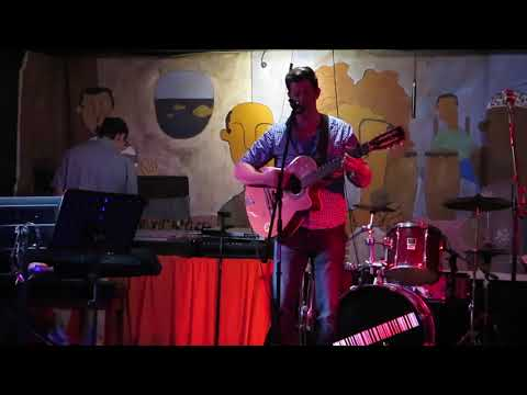 Neal Jandreau Sings in Tangier, Morocco