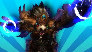 This Is ELEMENTAL Shaman! - PvP WoW: Battle For Azeroth 8.1