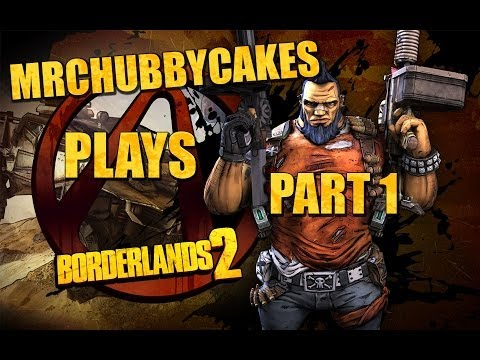Let's Play Borderlands 2 | Gunzerker | Gameplay Walkthrough | Part 1 - And So It Begins...