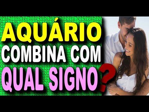 Signos Que Combinam Com Aquário [Namorar Casar E Amizade)♒