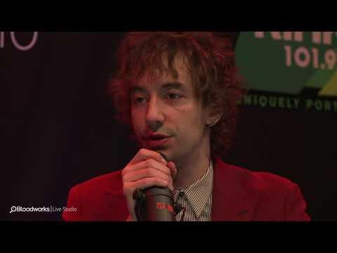 Albert Hammond Jr. - Interview (101.9 KINK)