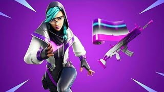 New SYNAPSE SKIN & HEX WAVE WRAP in Fortnite!
