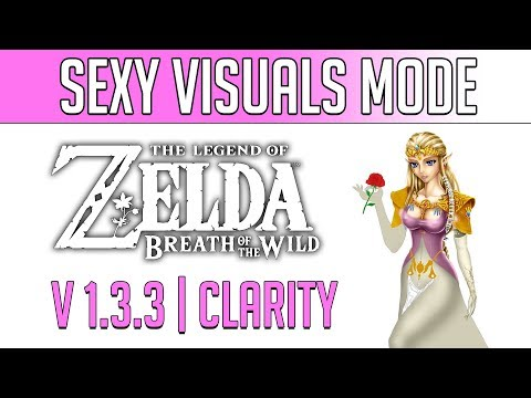 Cemu  Clarity Updated!  Zelda BotW v133