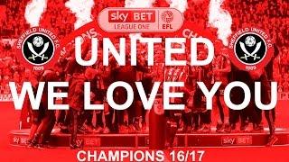 United We Love You - Champions 16/17
