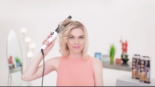 How to Style Short Hair with Kiss InstaWave