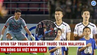 VN Sports 15/9 | Văn Lâm tái hiện pha cản phá kinh điển của Neuer ở Cup C1, HAGL nguy cơ xuống hạng