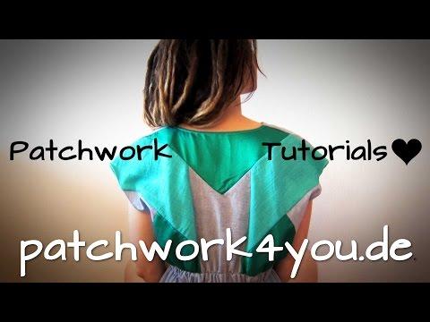 ♥Willkommen auf patchwork4you.de♥ | Kleidung selber nähen