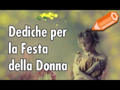 Aforismi Per La Festa Della Donna Cartolinenet Youtube