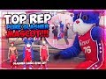 #1 PURE SLASHER MASCOT IS HERE!! NBA 2K19 REP UP MIXTAPE / PARK GAMPLAY Mp3