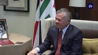 """الملك عبدالله الثاني يتسلم دعوة لحضور القمة """"العربية التنموية"""" في لبنان"""