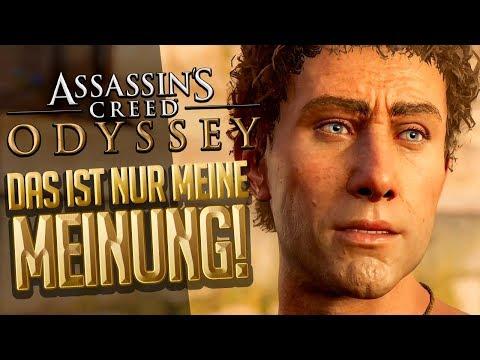 ASSASSIN'S CREED ODYSSEY ⚔️ 056: Das ist nur meine Meinung™! thumbnail