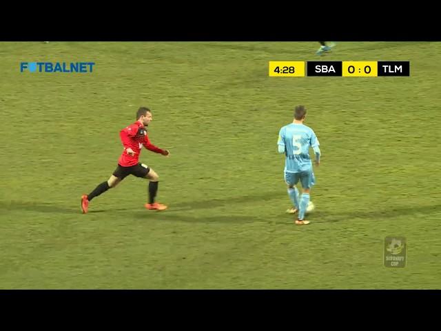 3e8a827a9 6. kolo Slovnaft Cup 2017/18 - ŠK SLOVAN BRATISLAVA vs. MFK TATRAN