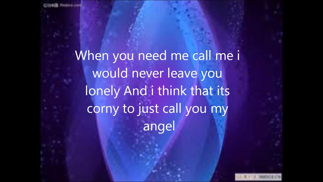 Diggy Simmons 4 Letter Word Lyrics Youtube