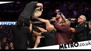 Conor McGregor and Khabib Nurmagomedov make settlements over UFC 229brawl