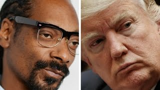 Snoop Dogg  Arrested For Conspiracy After  Idiot Video Outrage President Trump