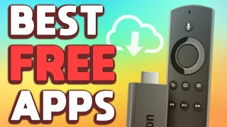 5 Free Amazon Fire Stick Apps YOU SHOULD DOWNLOAD
