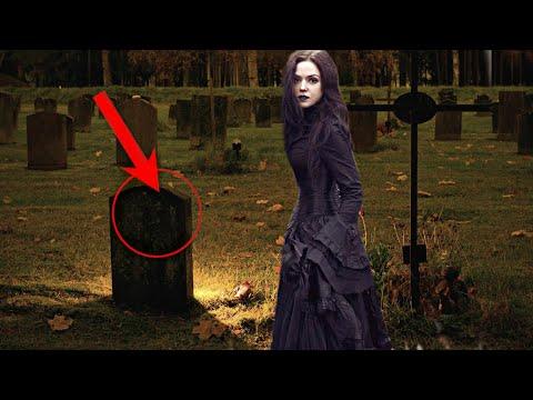 Думал что спас простую девушку, а когда узнал, что она живёт на кладбище, был в изумлении...