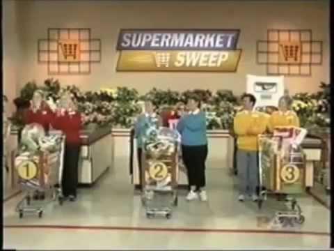 Supermarket Sweep - Stephanie & Debbie vs. Glenn & Lisa vs. Marisa & Rachel (2001)
